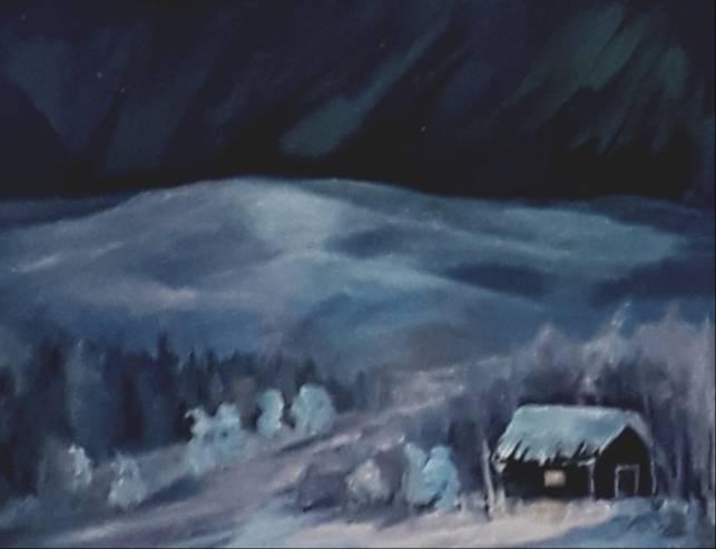Land of Aurora Borealis