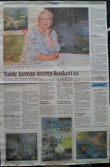 Newspaper Ylojarvi 4.6.2014