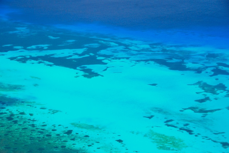 Cozumel - From Above