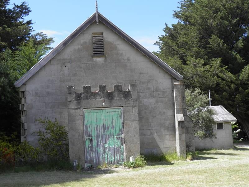 Anglican Church Hall