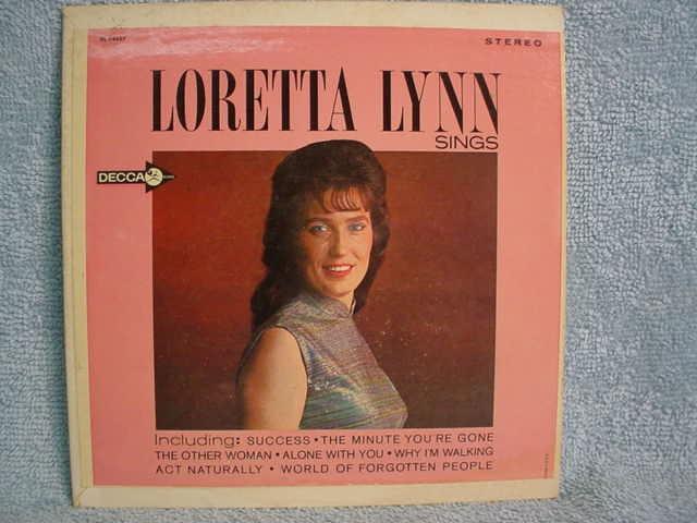 Loretta Lynn Sings EP