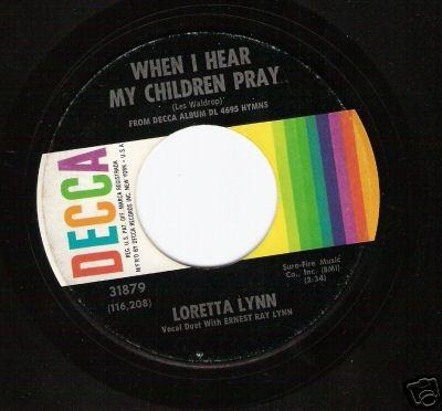 When I hear My Children Pray 45