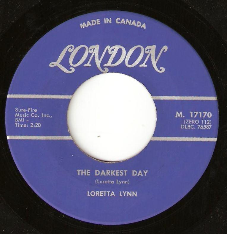 Darkest Day Rare 45
