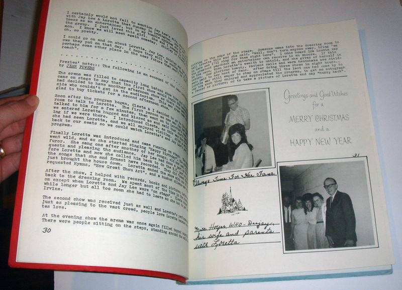 FCJ YEAR BOOK 1967 INSIDE