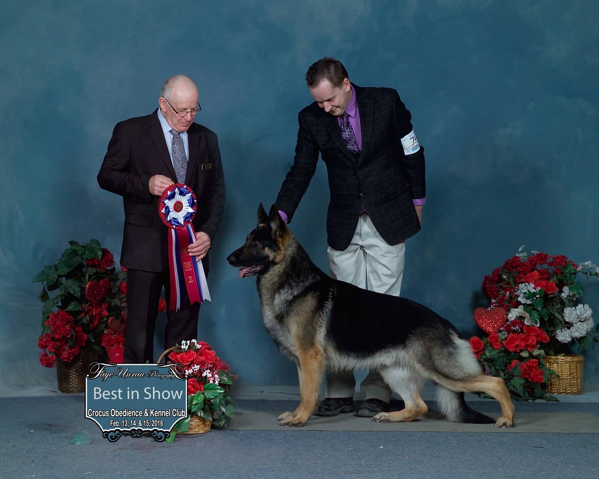 Stryker Best in Show