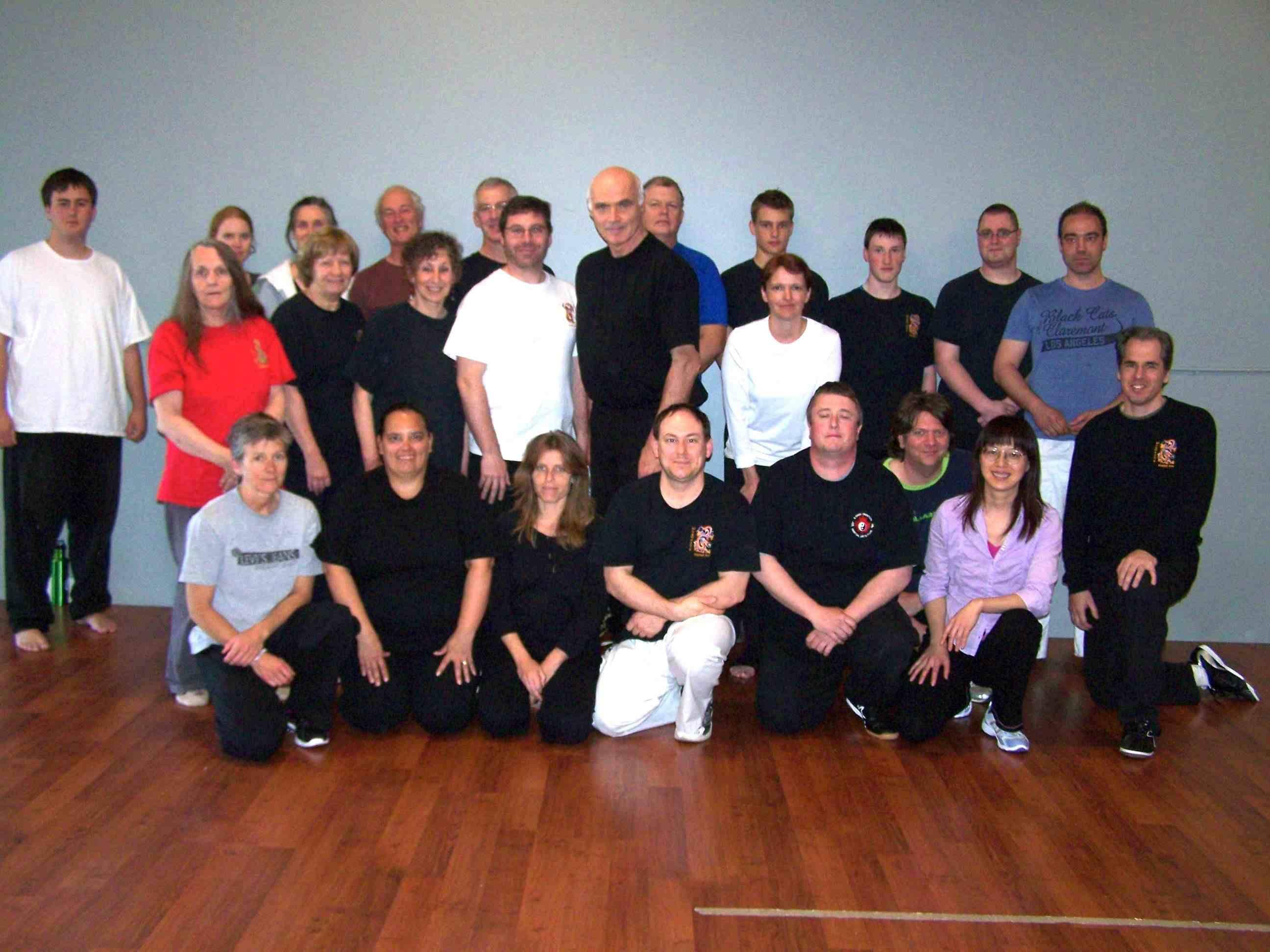 internal martial arts seminar May 2012