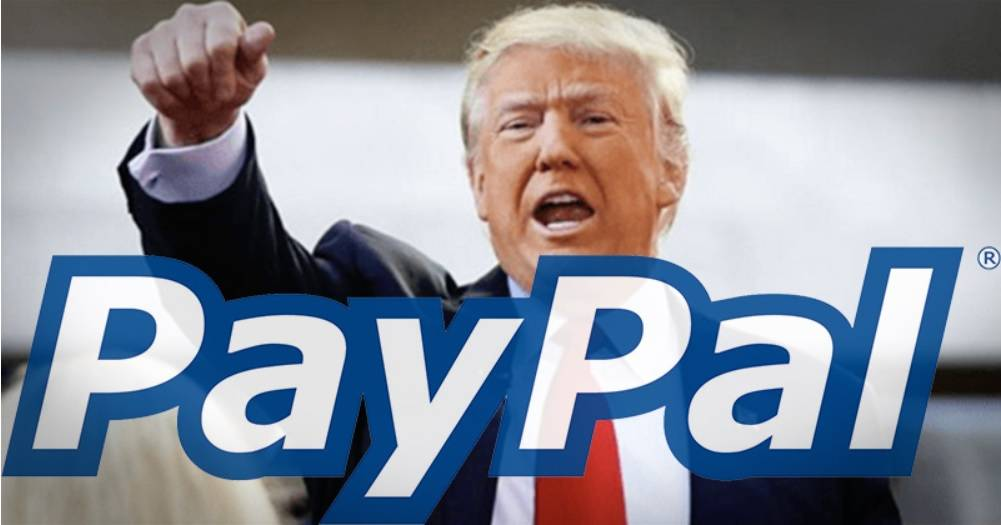 Trump Responds To Censorship & Paypal Banning Alex Jones: Free Speech Purge Continues 01