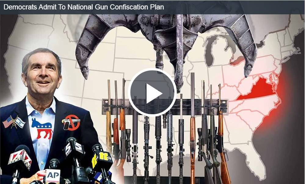Democrats Admit To National Gun Confiscation Plan