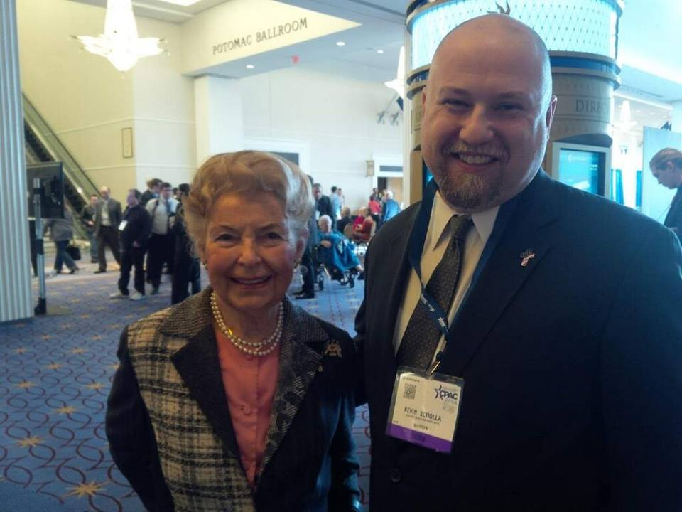 Kevin & Phyllis Schafly
