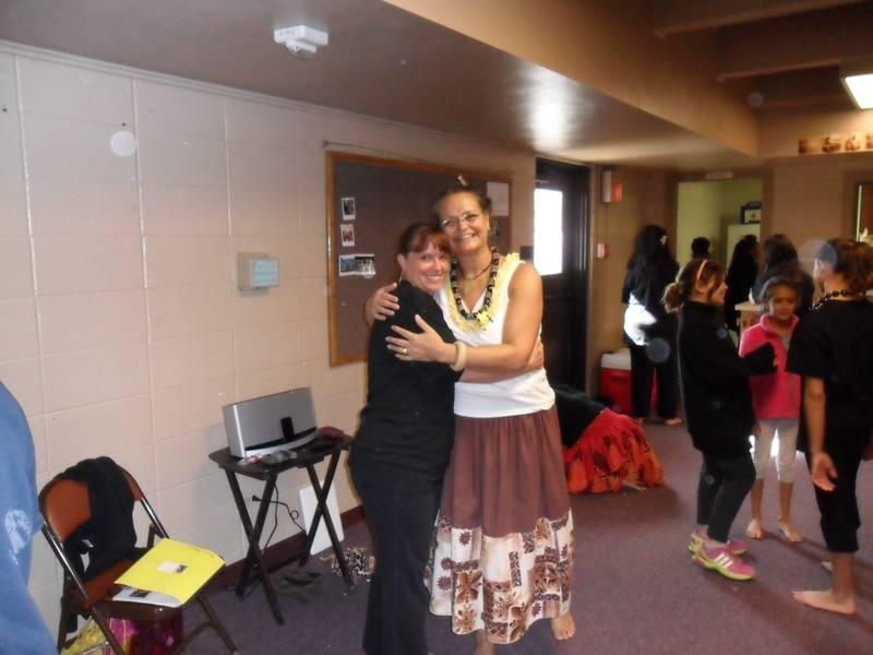 Hula Workshop with Moana Beamer