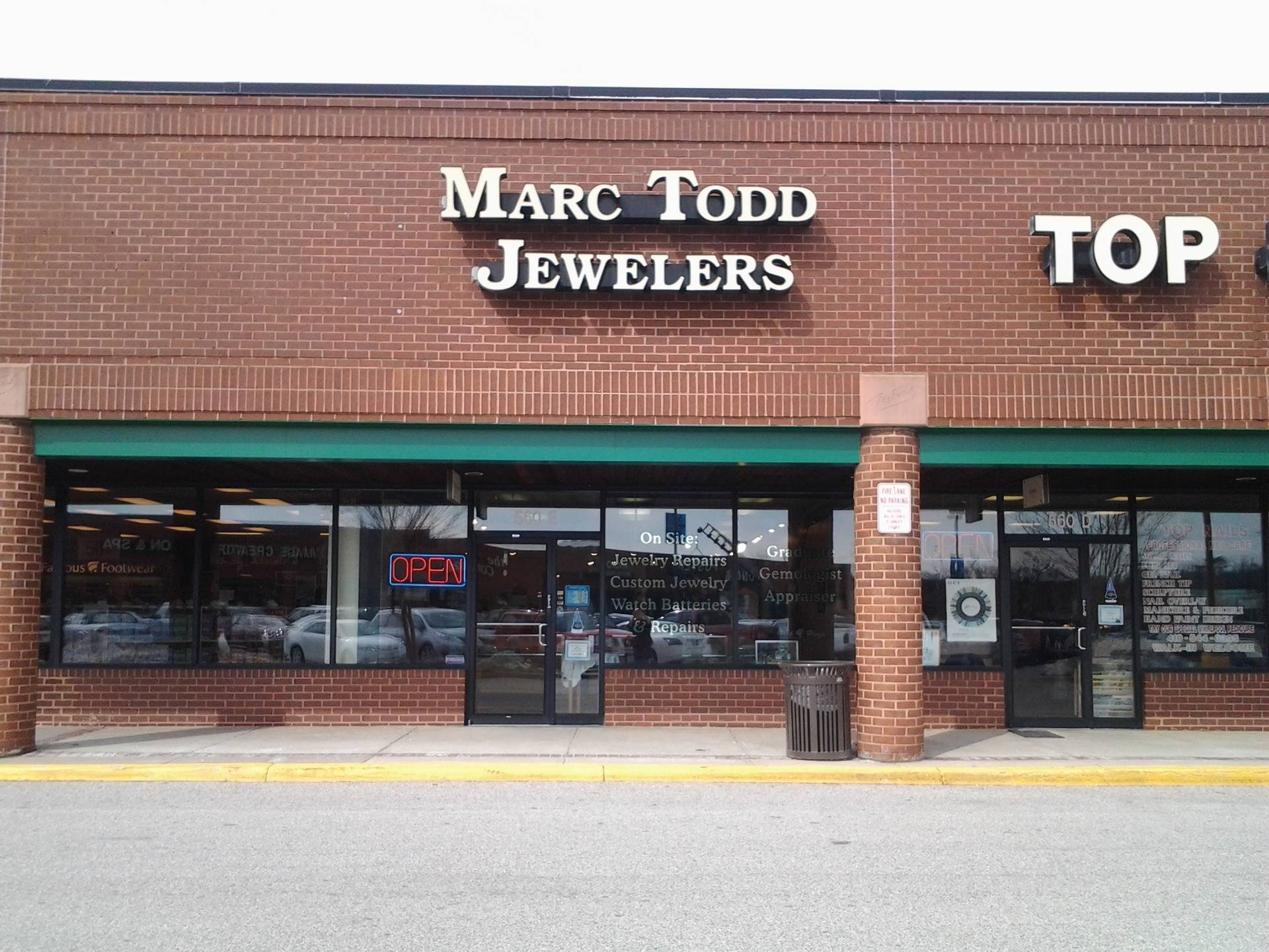 Come Visit Us in Park Plaza Shopping Center, 560-E Ritchie Hwy, Severna Park, MD - Maryland, 21146