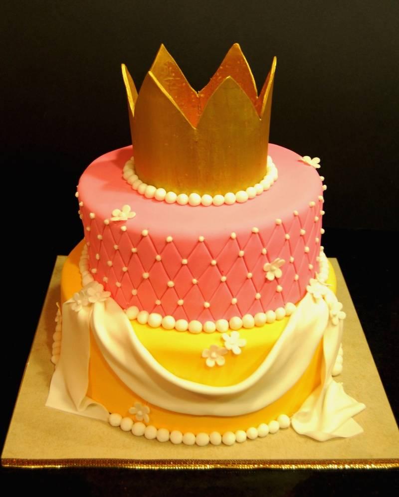 A 50th birthday Cake