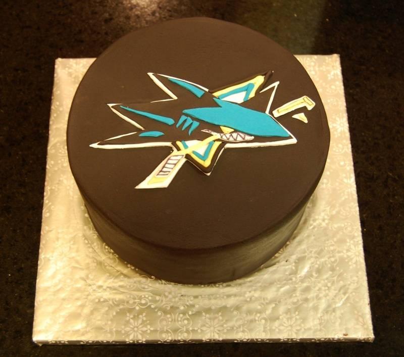 Sharks Grooms Cake