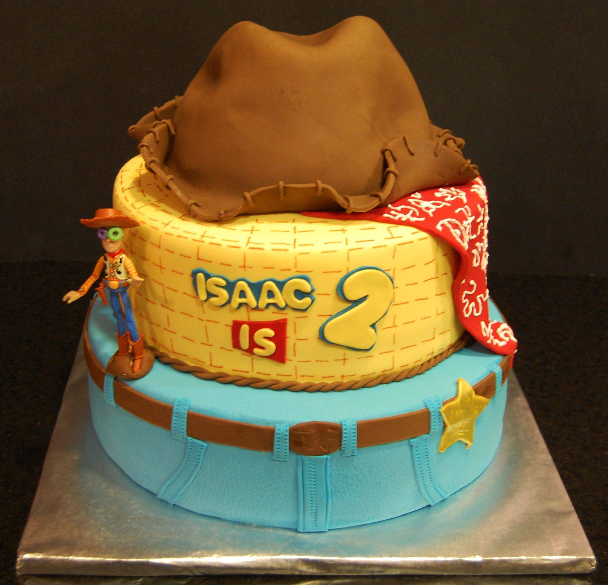 Another Woody themed Cake-