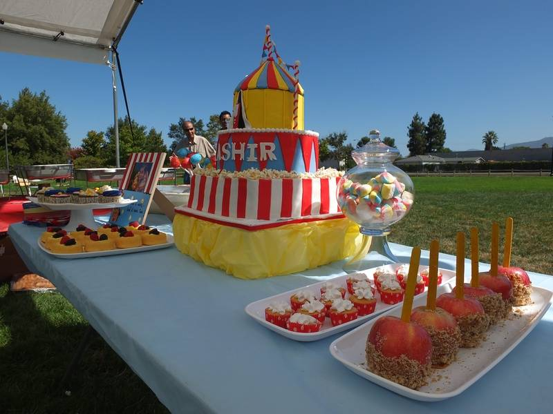 Carnival desserts