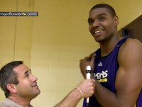 Andrew Bynum, Lakers