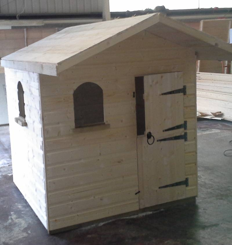 Playhouse (7' x 5')