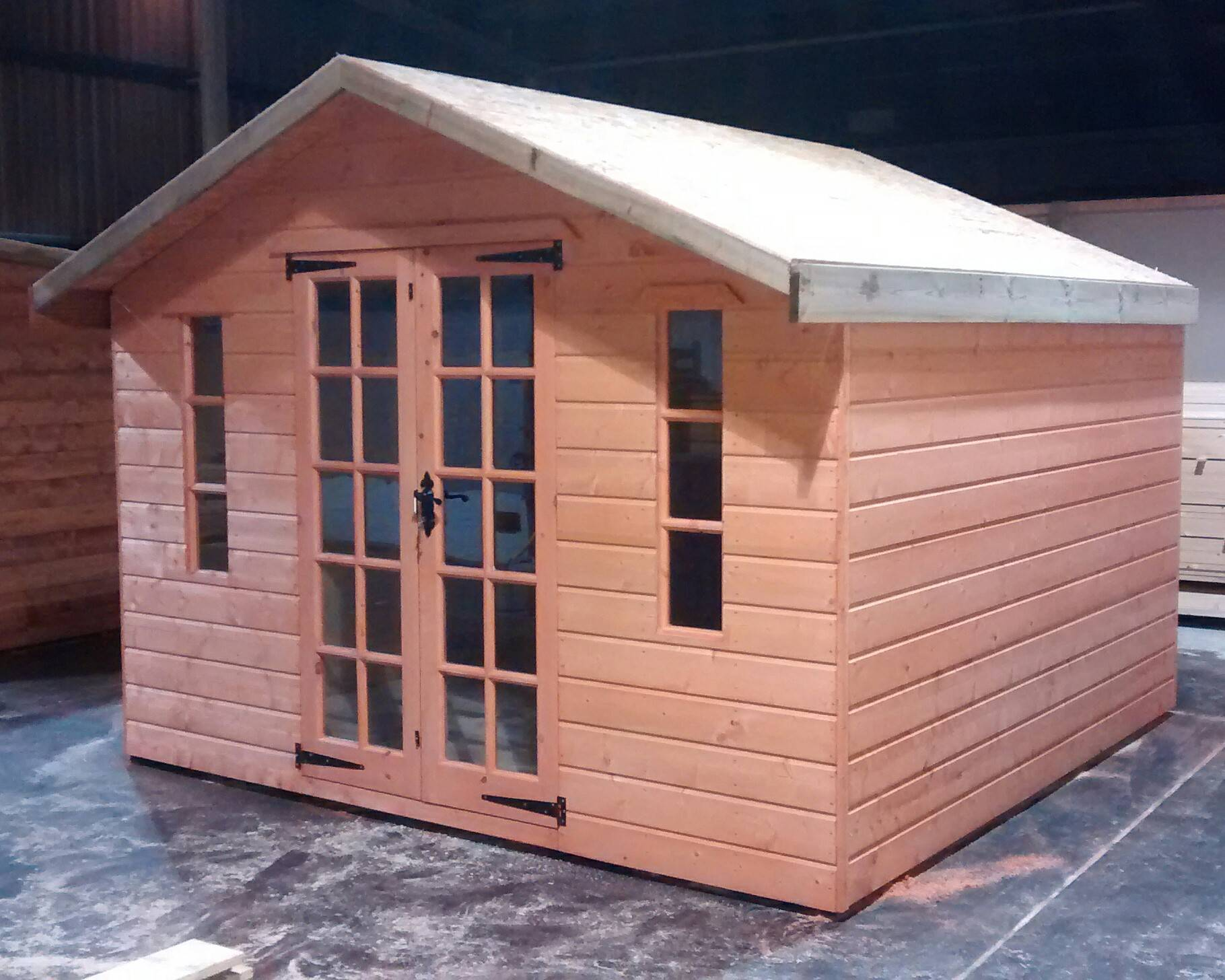 Summer House (10' x 10')