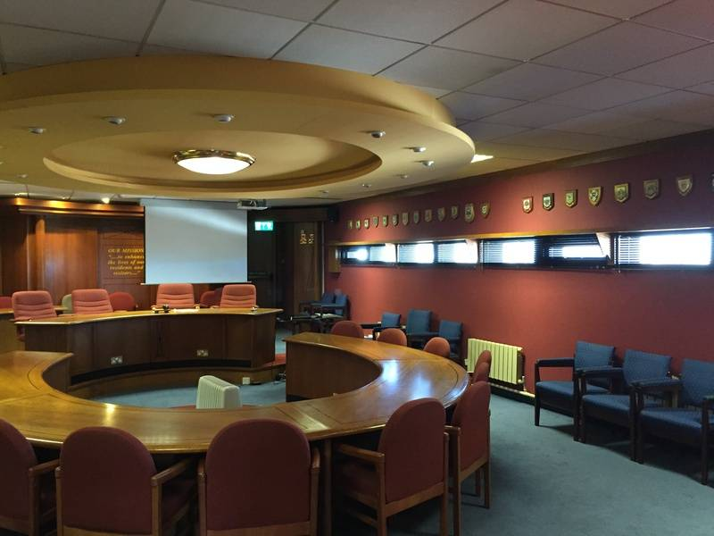 Cookstown Council Chambers