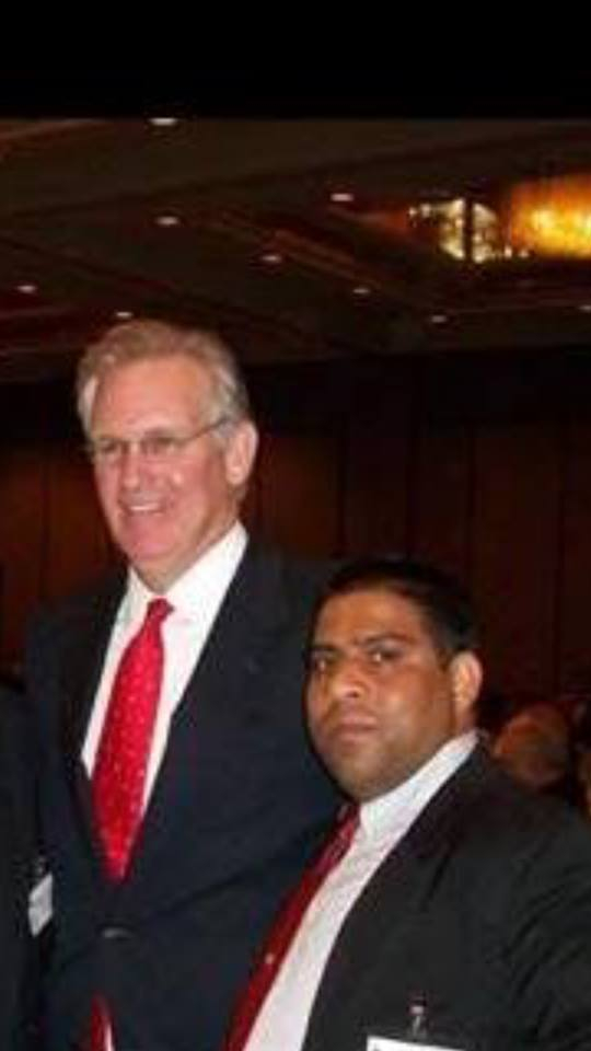 MD ALAM WITH GOVERNOR JAY NIXON