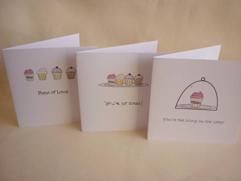 Cake Cards Collection