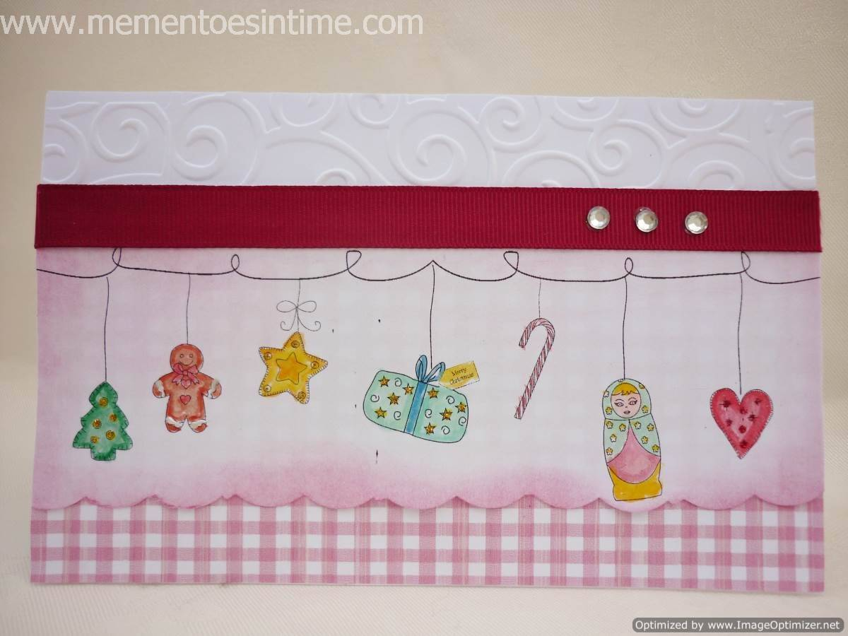 Hanging Treats Card