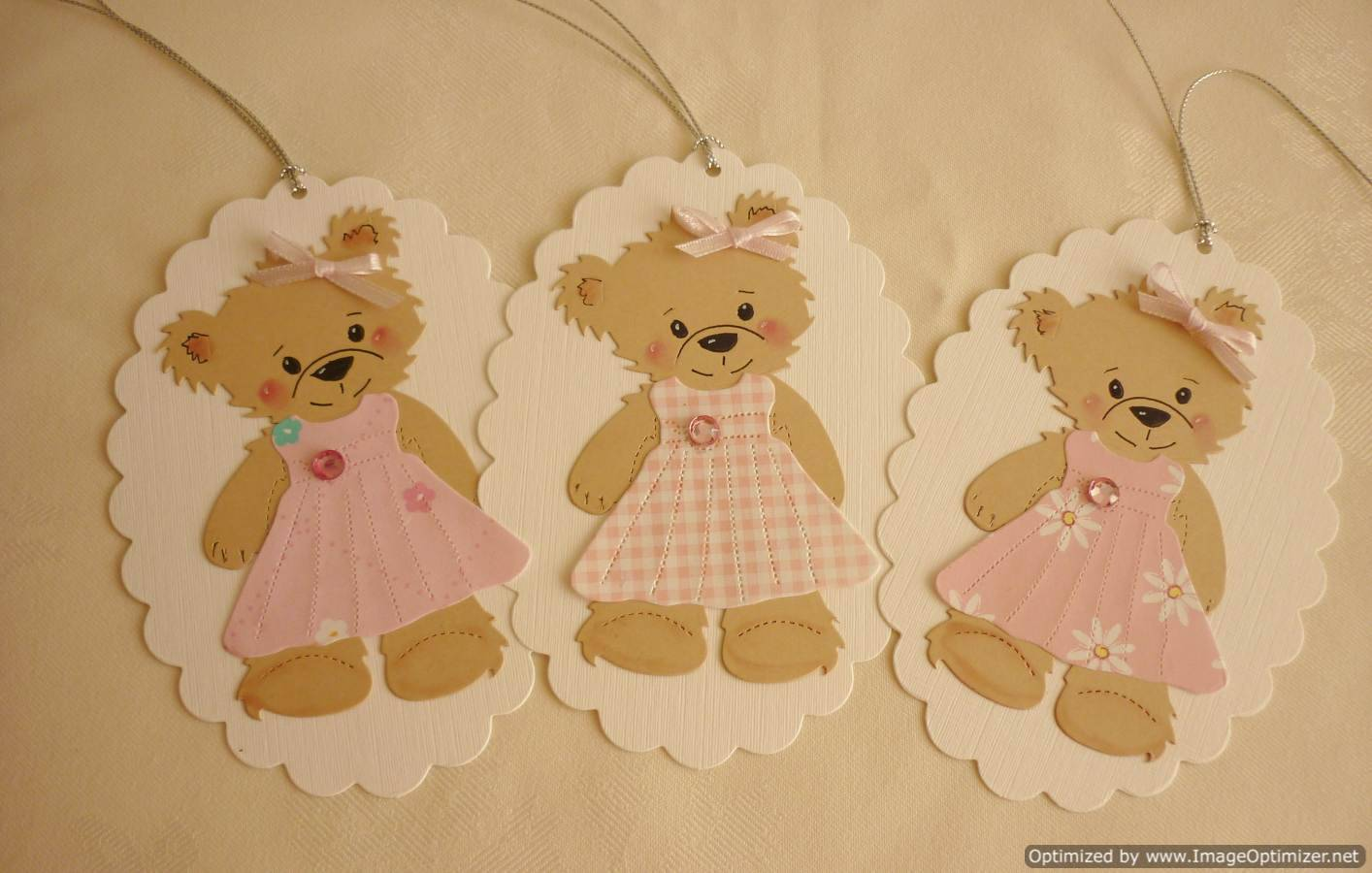 Teddy Tags
