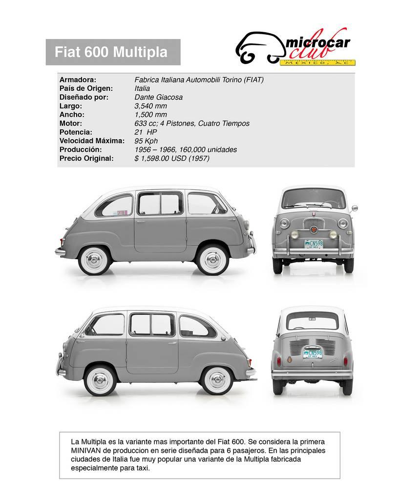 Fiat 600 Multipla (Italia)