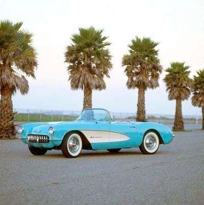 Chevy Corvette 1957