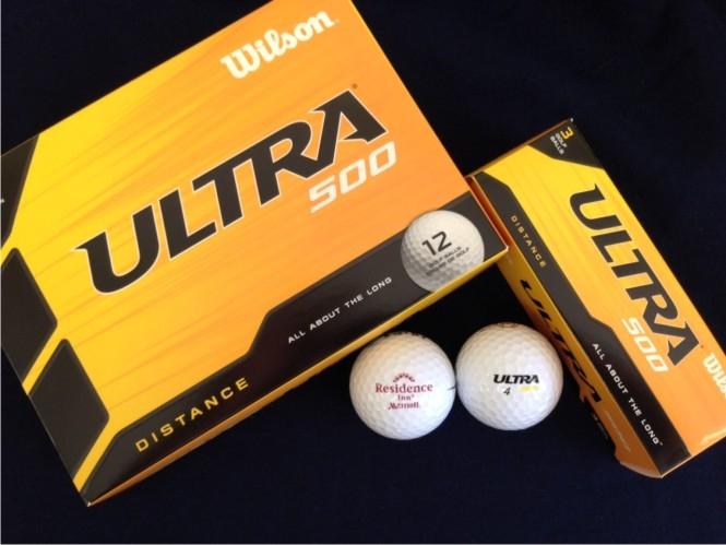 Golf Balls, 1 Dozen - 4 Sleeves - 3 Balls per Sleeve