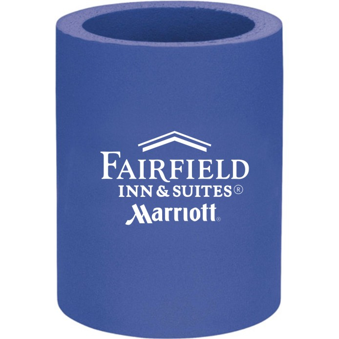 "Beverage Holders.  1/4"" Thick Neoprene.  2 - Sided Logo!"