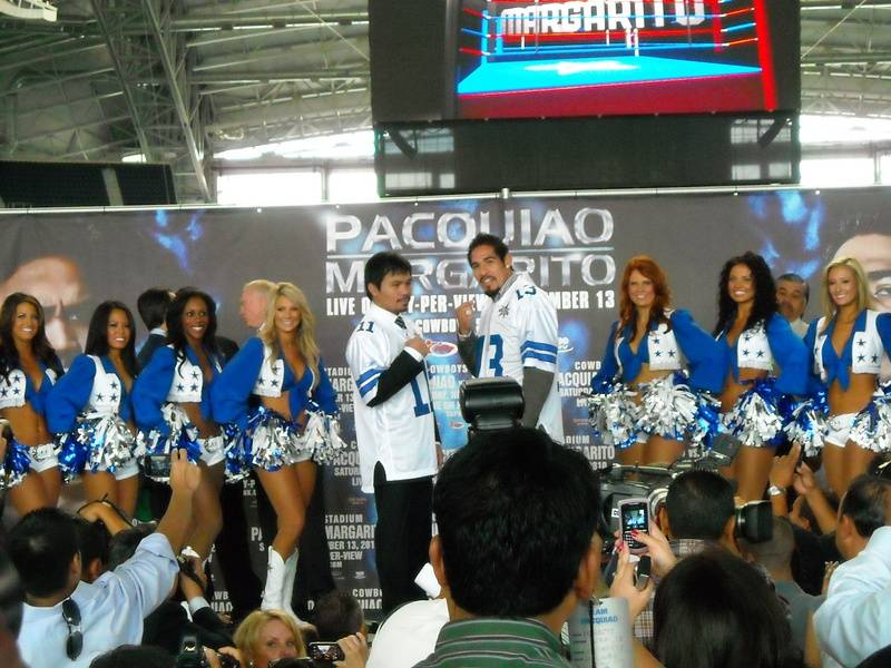 Pacquiao and Margarito For HBO Boxing