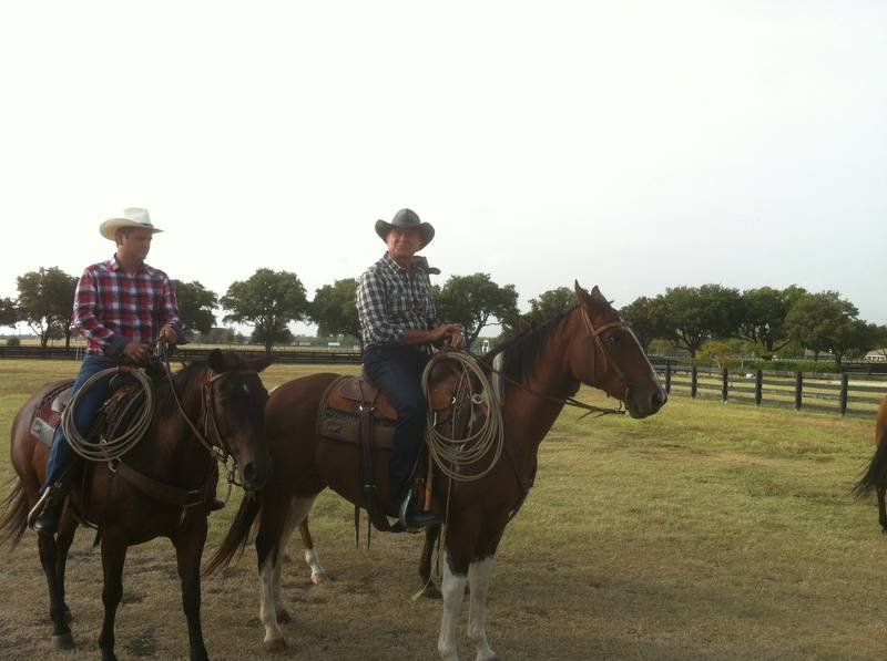 """""""The Doctors"""" at South Fork Ranch"""
