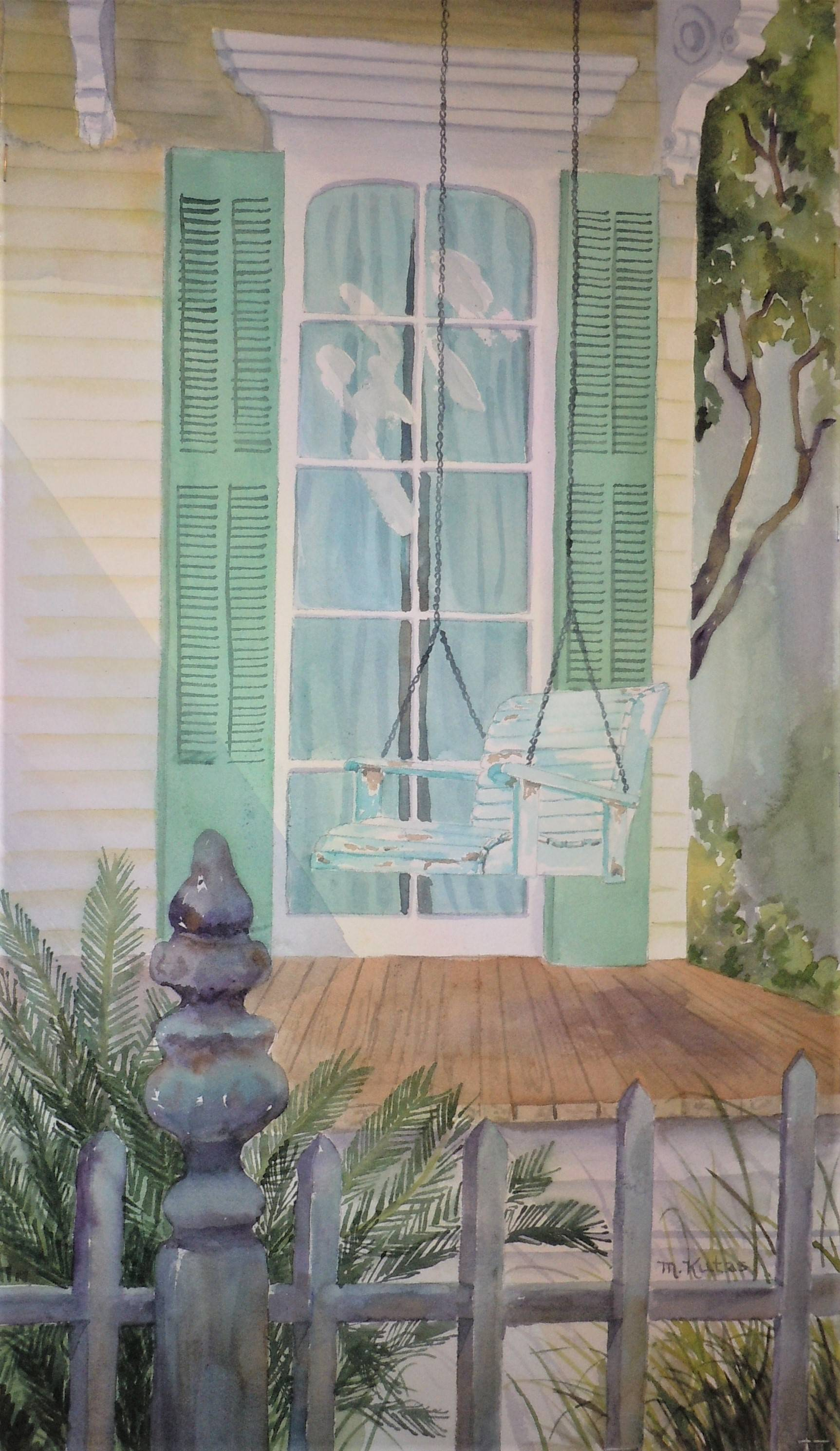 Porch Swing, NOLA