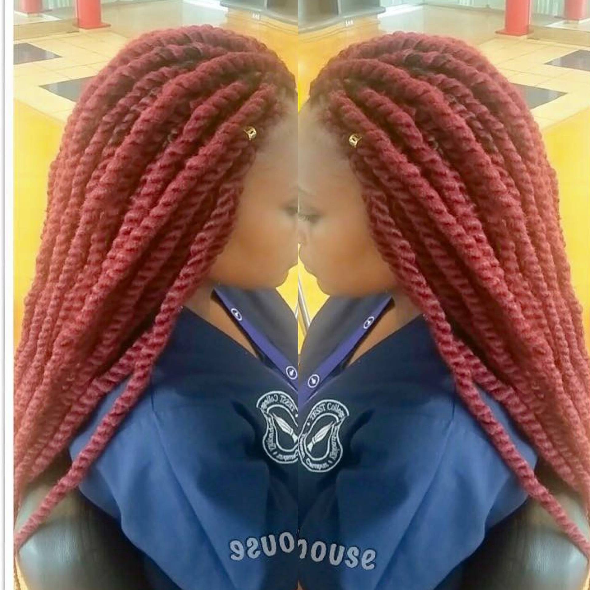 mobile hair salon upper marlboro MD