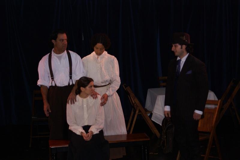 Joe, Laura,Lucia, and Steve