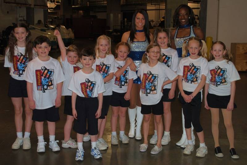 Group shot with the Pacemates