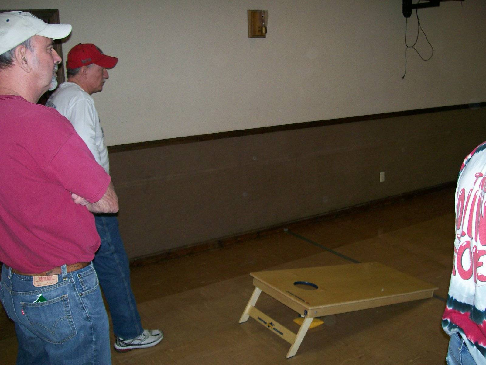 Tom Bobo and ed Spires  (Jan. 15, 2011)