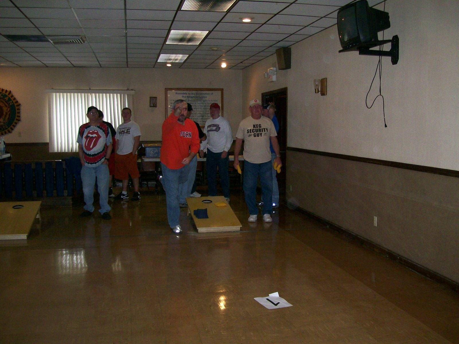 Ryan Birge and Ken Bigley  (Jan. 15, 2011)