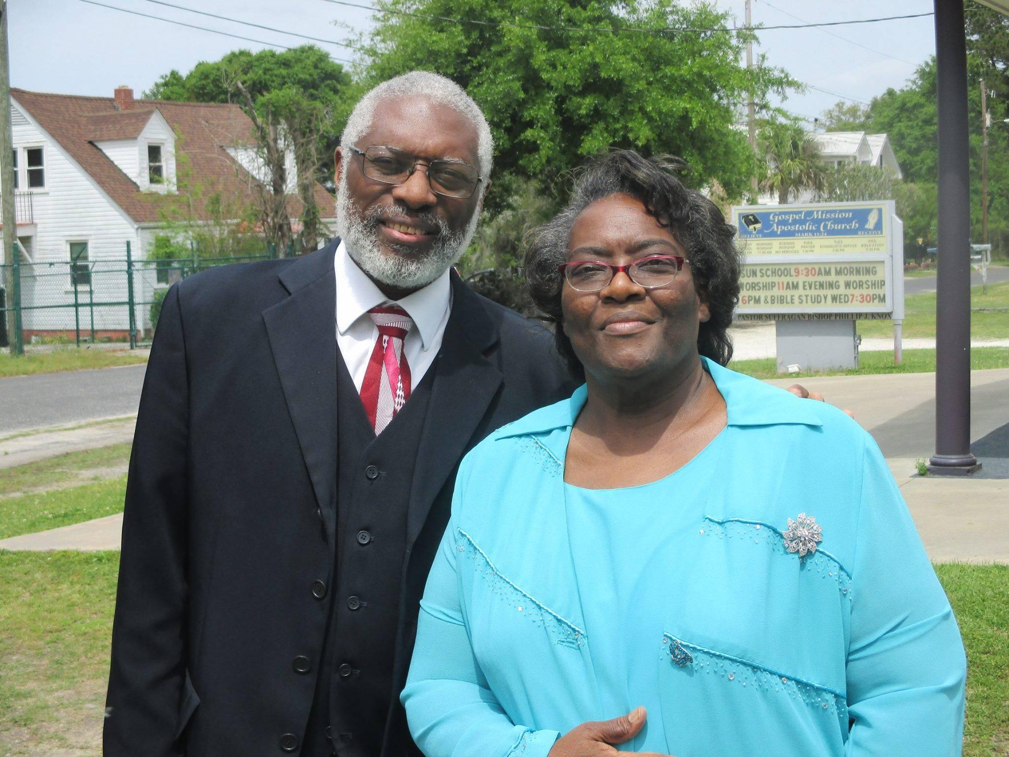 Pastor Joseph and Lady Linda