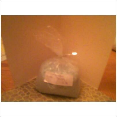 1 lb. Bag of Bath Salts Lavender