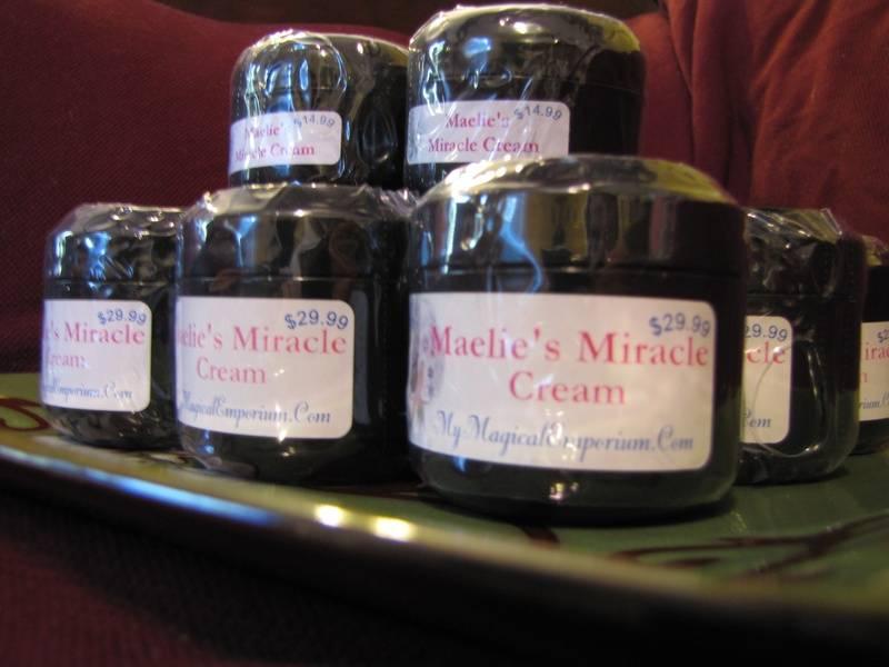 Maelie Cream