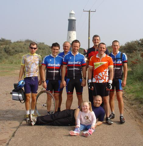 ConocoPhillips Spurn Point bike ride