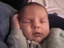 Little Angel Sleeping.