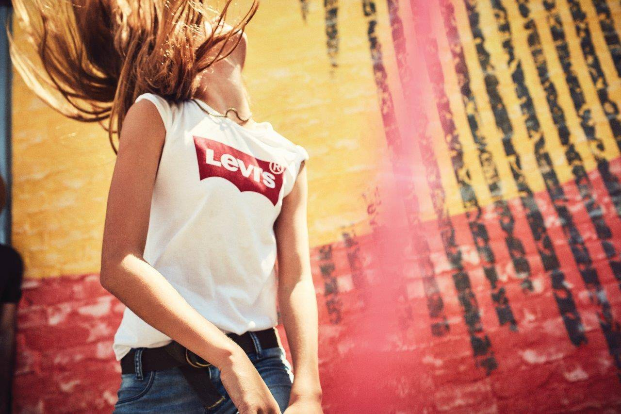 LEVIS KIDS CAMPAIGN FUTURE FACES NYC