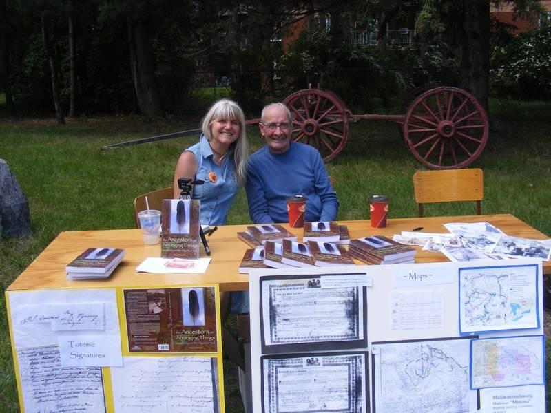 Noreen & Elder Skip Ross