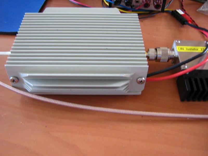 65 Watt op 23cm met de MRF286