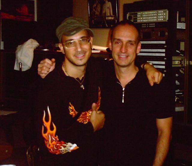 With Ari Gold at Sirius.