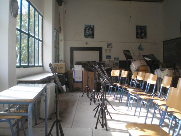 Orchestra to be relocated
