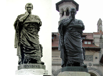 Ovidiu, Roman Poet